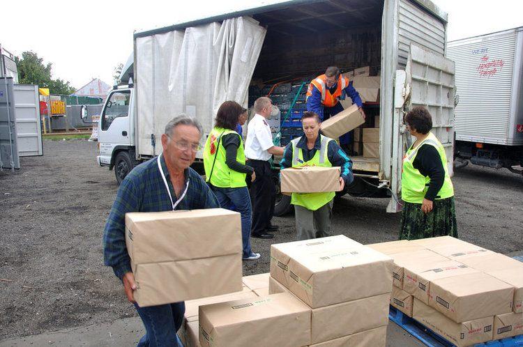humanitarine pagalba