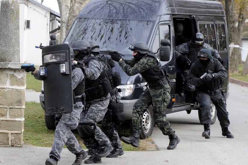 teroristiniai ispuoliai