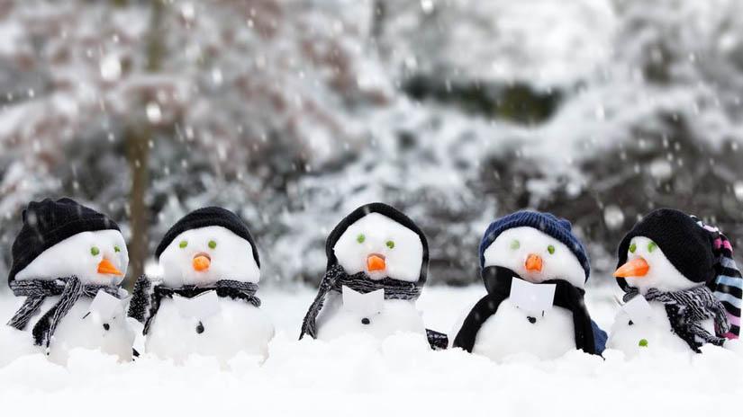 ziemos pavojai